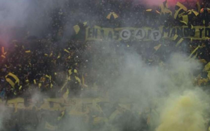 Матч чемпионата Уругвая был прерван из-за перестрелки в туалете стадиона