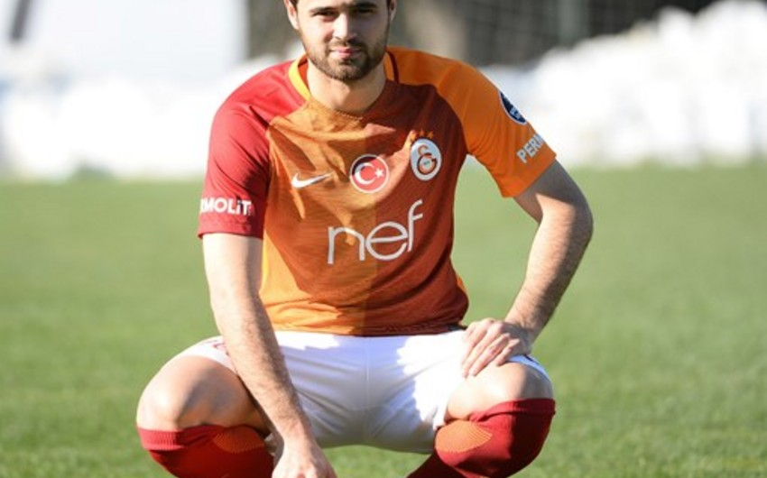 Galatasaray announces its new transfer