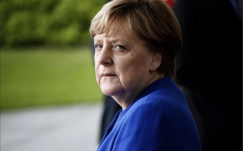 Меркель пообещала Украине свыше миллиона вакцин от COVID-19