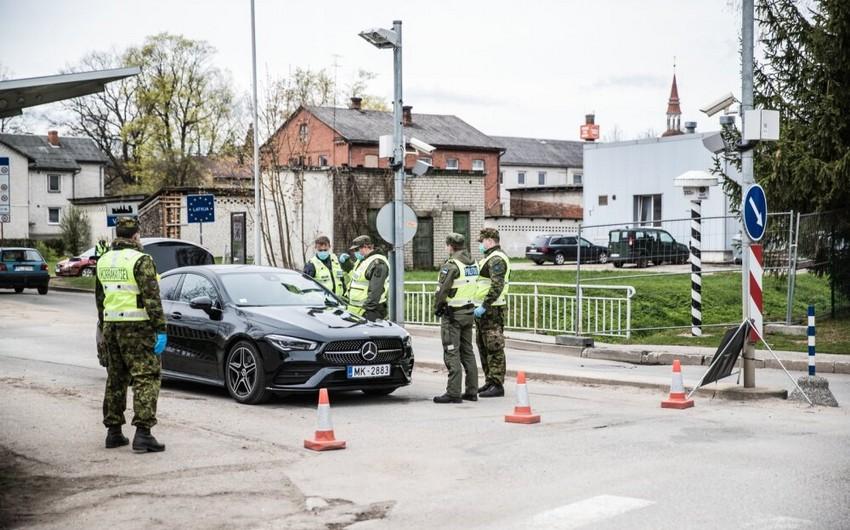 Правительство Эстонии ужесточило ограничения из-за распространения COVID-19
