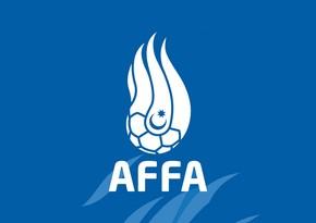 AFFA: Bayraqlar həmrəylik simvolu olaraq asıldı