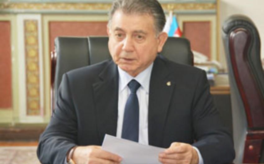 AMEA prezidenti gürcü alimlərlə birgə regional mövzuların işlənilməsini təklif edib
