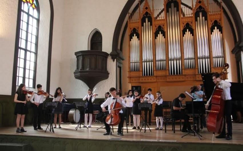 Rafiq Babayevin 80 illik yubileyi ilə əlaqədar konsert keçirilib