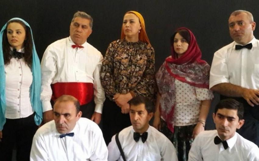 """Şuşa Teatrı """"Müsyö Jordan və Dərviş Məstəli şah"""" tamaşasını açıq havada təqdim edəcək"""