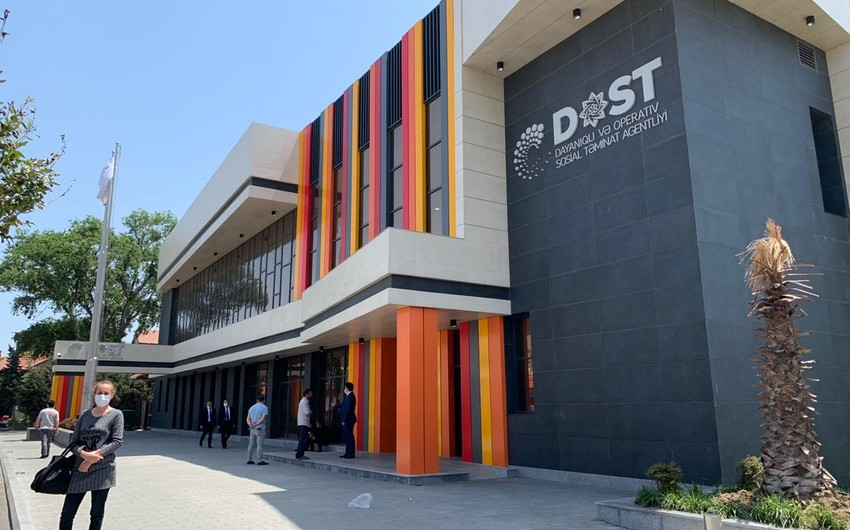 Sabirabadda açılacaq DOST Mərkəzinin layihələndiricisi seçilib