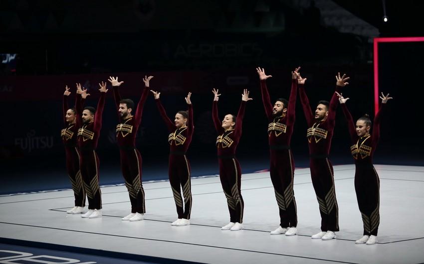 Azərbaycan komandası dünya çempionu oldu