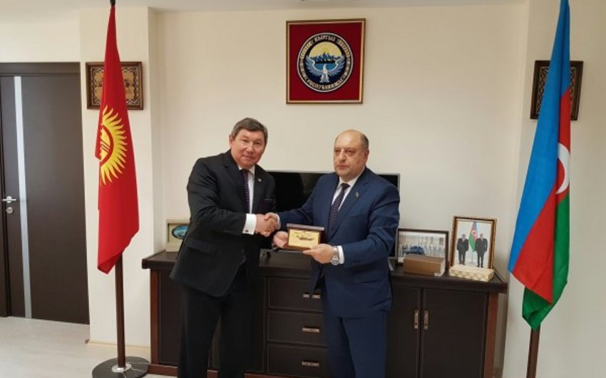 Azerbaijani MP to facilitate installation of monument of  Chingiz Aitmatov in Ganja