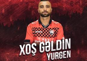 Qəbələ albaniyalı futbolçu transfer etdi