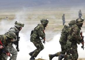 Армянская армия понесла потери в живой силе
