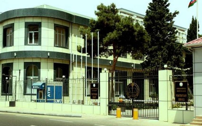 Penitensiar Xidmət: Müalicə müəssisəsinə mobil telefon keçirilməsi cəhdinin qarşısı alınıb