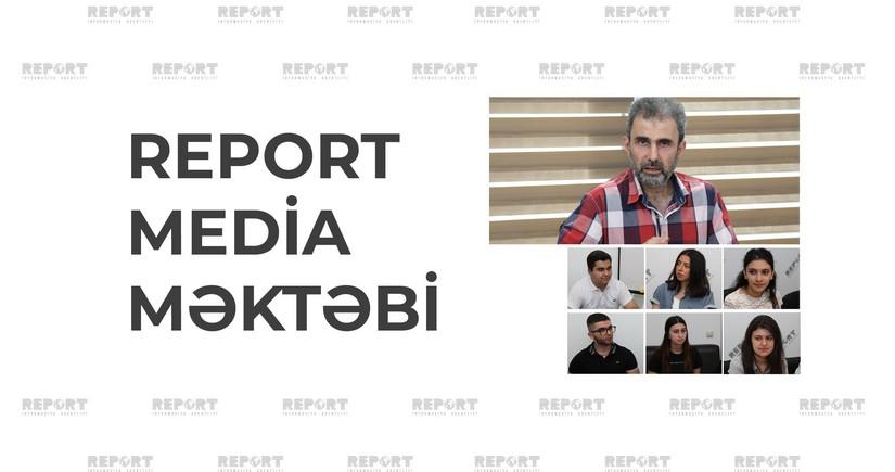 В Медиа-школе Report дан старт новой учебной программе