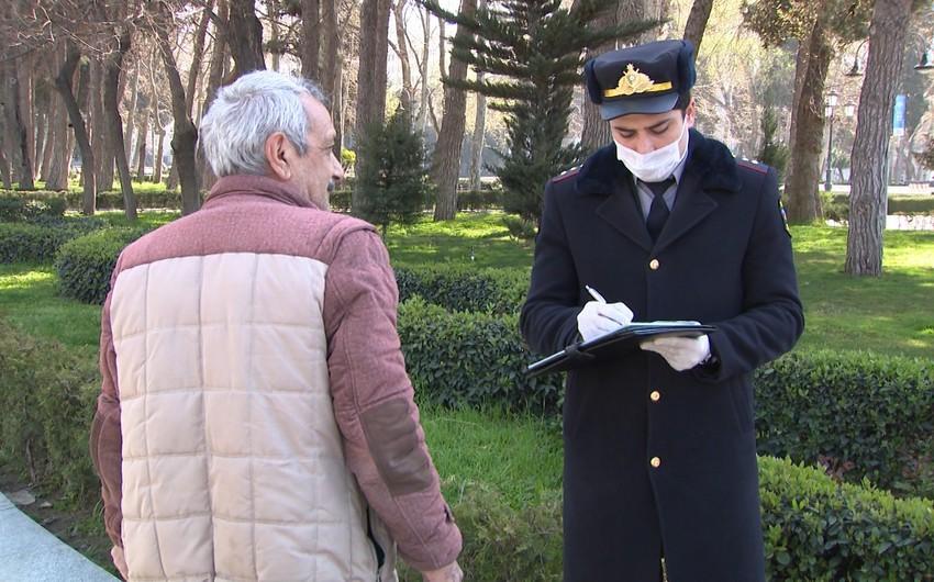 Xüsusi karantin rejimini pozanlarla bağlı DİN-dən növbəti açıqlama
