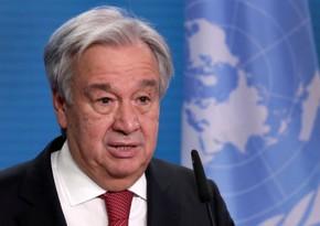 BMT baş katibi Qırğızıstan və Tacikistana müraciət edib