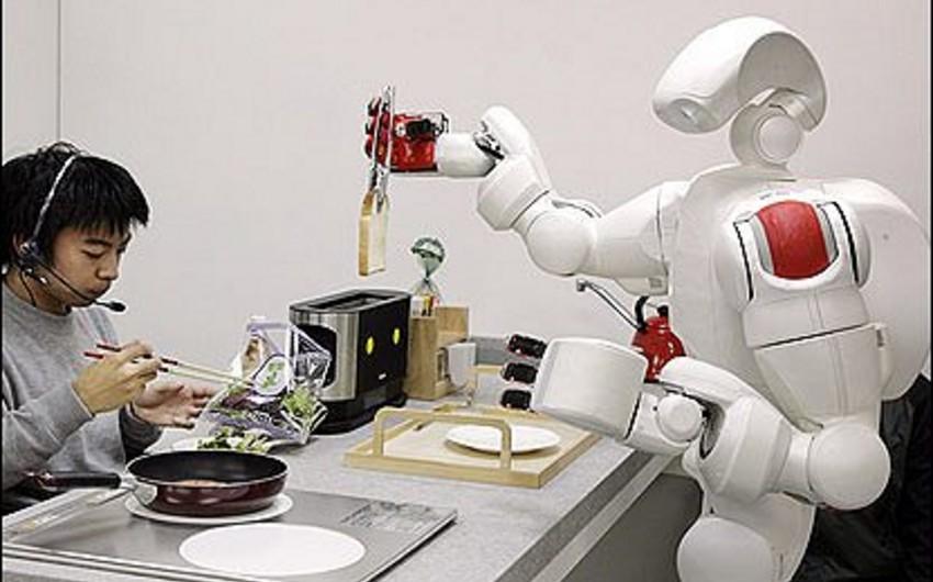 """Yaponiya """"robotların inqilabını"""" edəcək"""