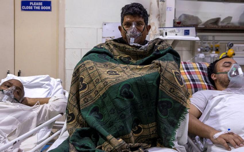 В Индии за сутки выявили рекордное число заразившихся COVID-19