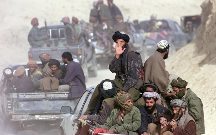 """Əfqanıstan ordusu """"Taliban"""" qruplaşmasının 187 silahlısını məhv edib, 112-si yaralanıb"""