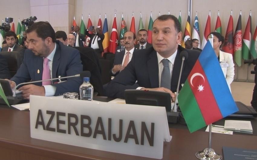 Azərbaycan İstanbulda İƏT-in komitə iclasında təmsil olunur