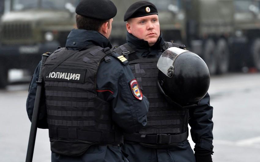 Rusiyada atışma oldu, xəsarət alanlar var