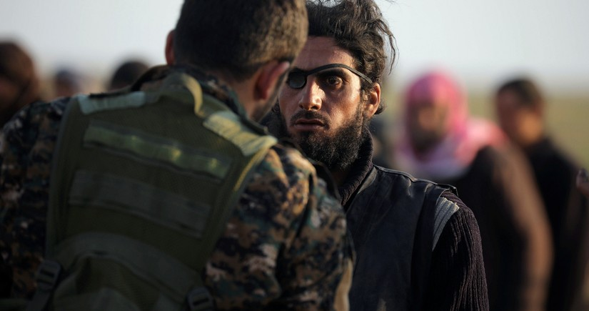 Əfqanıstanda İŞİD-in 50 üzvü hakimiyyət orqanlarına təslim olub