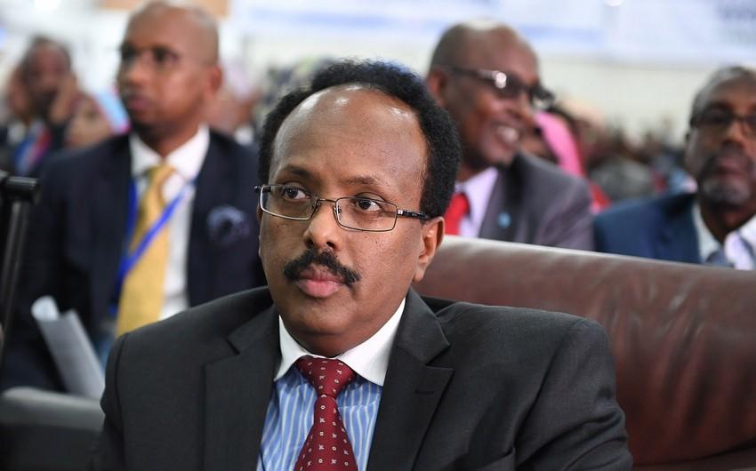 """Somali prezidenti """"Əş-Şabab""""ı məhv edəcəyini bildirib"""