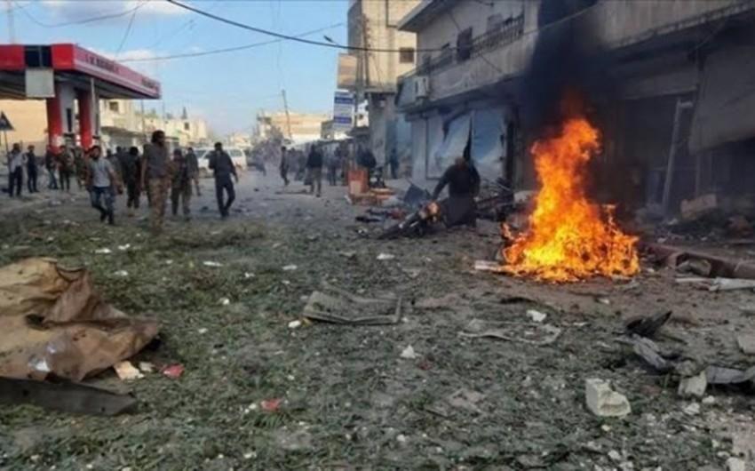 Türkiyənin Müdafiə Nazirliyi: Terrorçu PKK/YPG-PYD 45 dinc sakini öldürüb, 244-nü yaralayıb