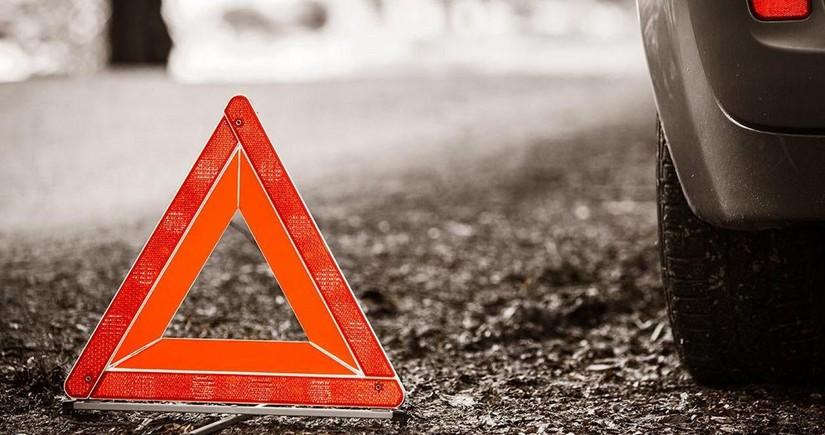 Bakıda 56 yaşlı kişi yol qəzasında ağır xəsarət aldı