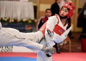 European Championship: Azerbaijan's taekwondo fighter claims bronze