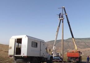 """""""Azərişıq"""" Şimal bölgəsinin elektrik enerjisi ilə təminatını yaxşılaşdırır"""