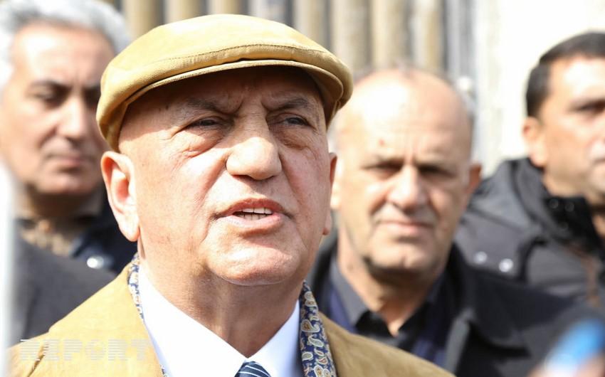 Али Инсанов: Не собираюсь покидать Азербайджан
