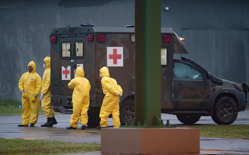 Braziliyada koronavirusdan ölənlərin sayı 200-ü ötdü