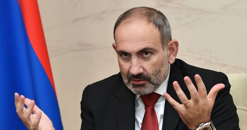 В Армении избили человека, которому пригрозил Пашинян