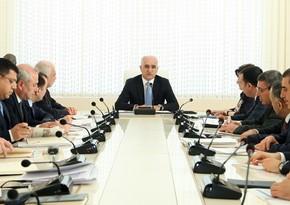 В министерстве экономики прошло совещание