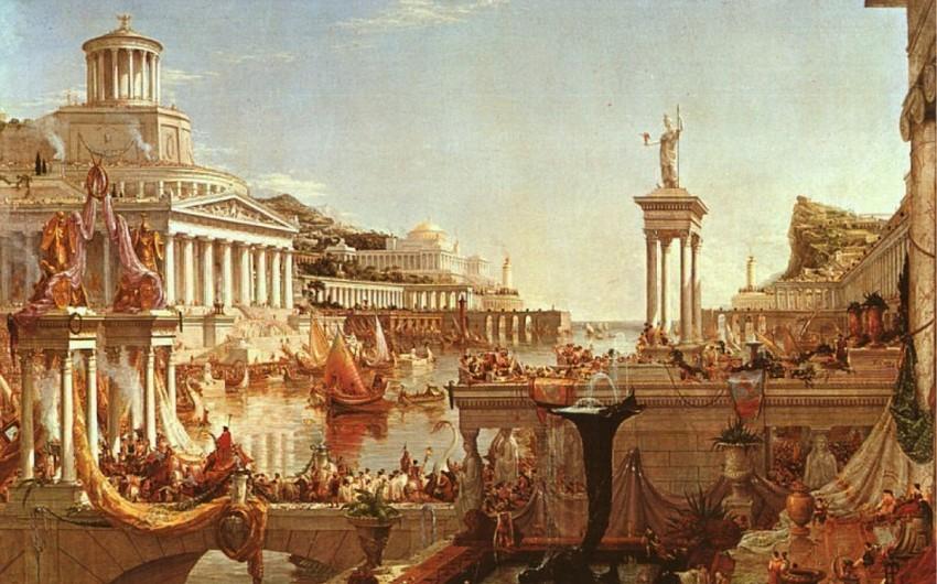 Fransada Roma imperiyası dövrünə aid məhəllə tapılıb