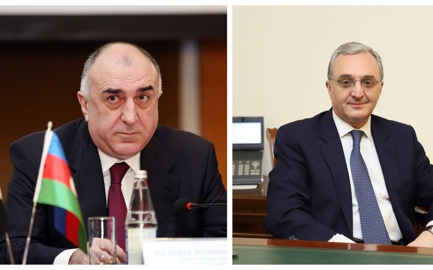 Azərbaycan XİN Məmmədyarov və Mnatsakanyan arasında görüşün tarixini və yerini açıqlayıb