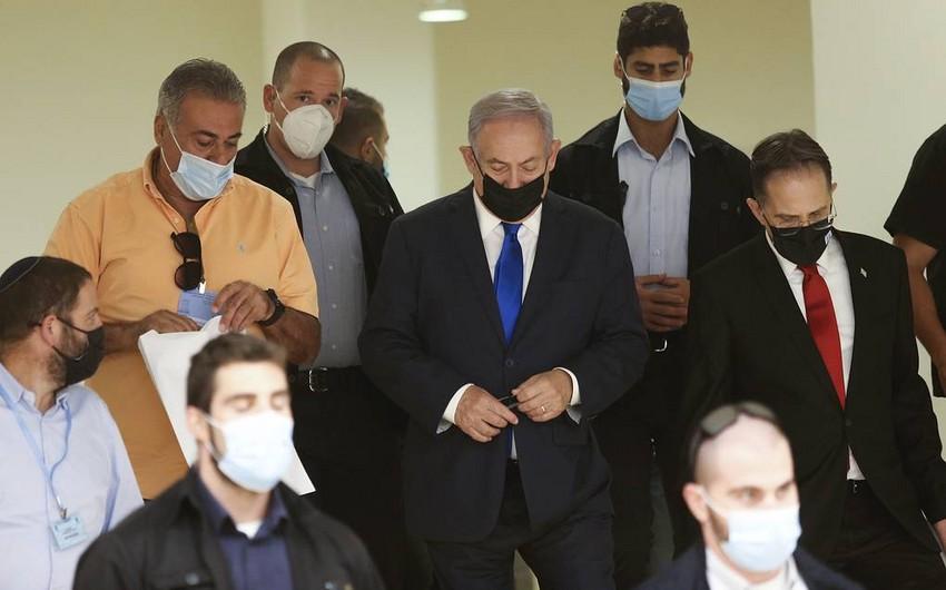 İsrail parlamenti BƏƏ ilə sülh razılaşmasını təsdiqlədi