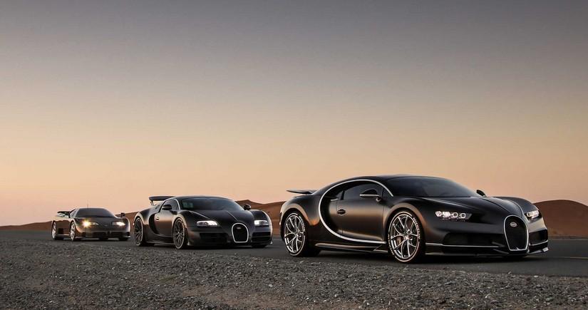 """Volkswagen ""Bugatti""ni satır"