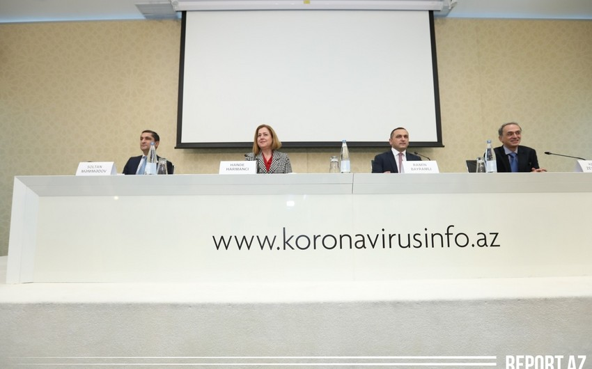 Ramin Bayramlı: Koronavirusdan sağalanların sayı daha da artacaq
