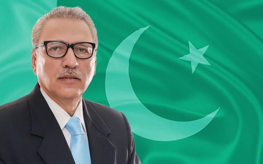 Pakistan prezidenti Azərbaycana səfər edəcək