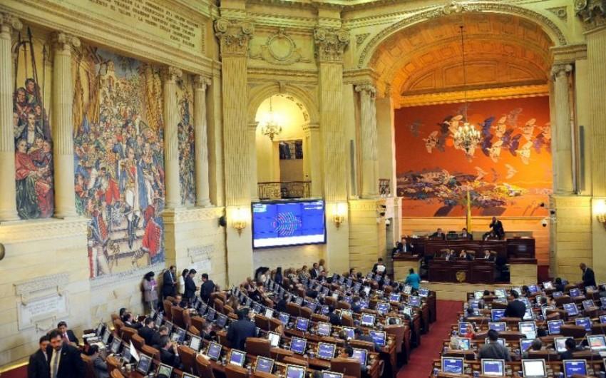 Parliament of Colombia awards Azerbaijani diplomat - VIDEO