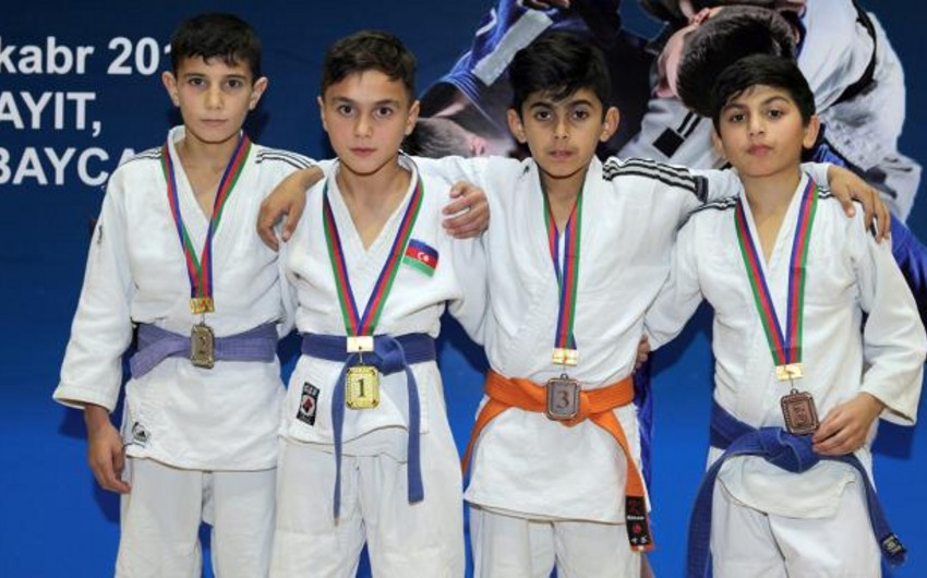 Named winners of first day in Judo tournament