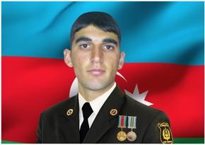 Отдавший жизнь за Родину сержант внутренних войск