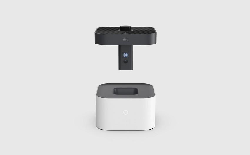 Amazon unveils flying indoor security camera