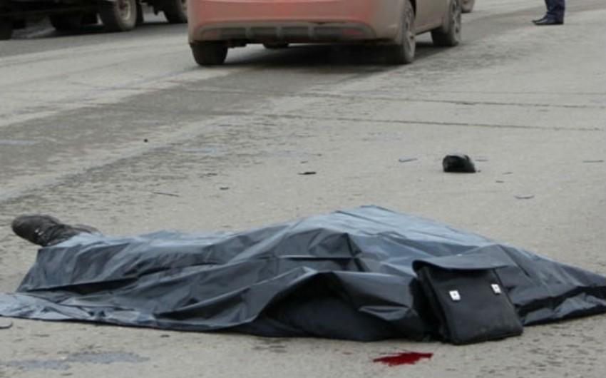 Gəncədə sərnişin daşıyan mikroavtobus piyadanı vuraraq öldürüb  - YENİLƏNİB-2