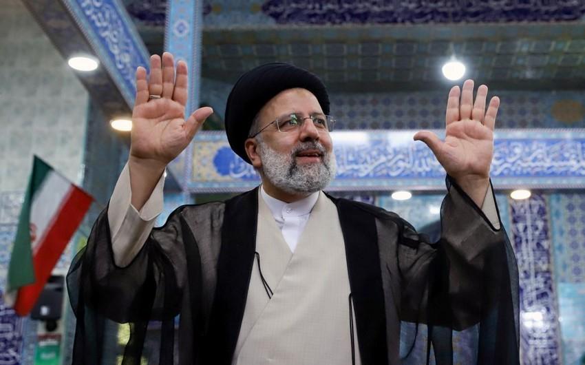 İran prezidentinin andiçmə mərasimi başlayıb