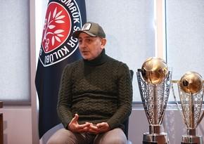 Superliqa klubunun prezidenti: Türkiyə futbolu Azərbaycandan geri qalır