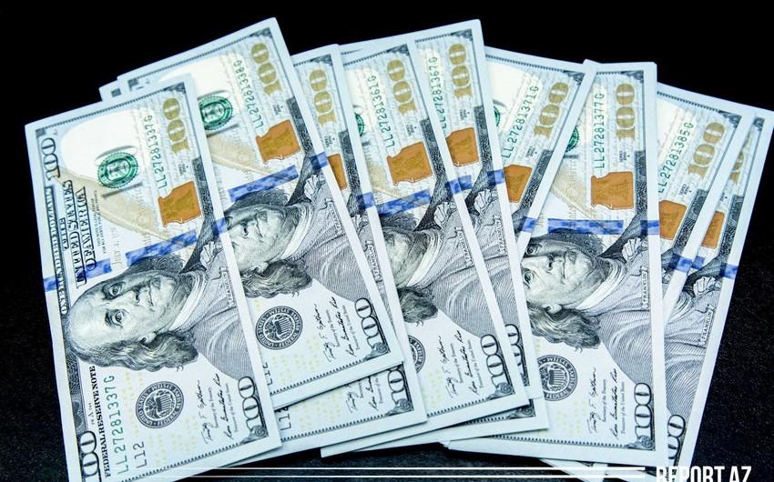 Mərkəzi Bankın valyuta hərracında dollara tələb azalıb
