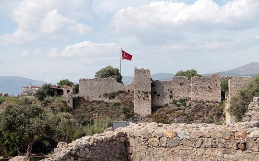 Türkiyədəki Beçin qalası UNESCO-nun Dünya İrsi Siyahısına daxil ediləcək