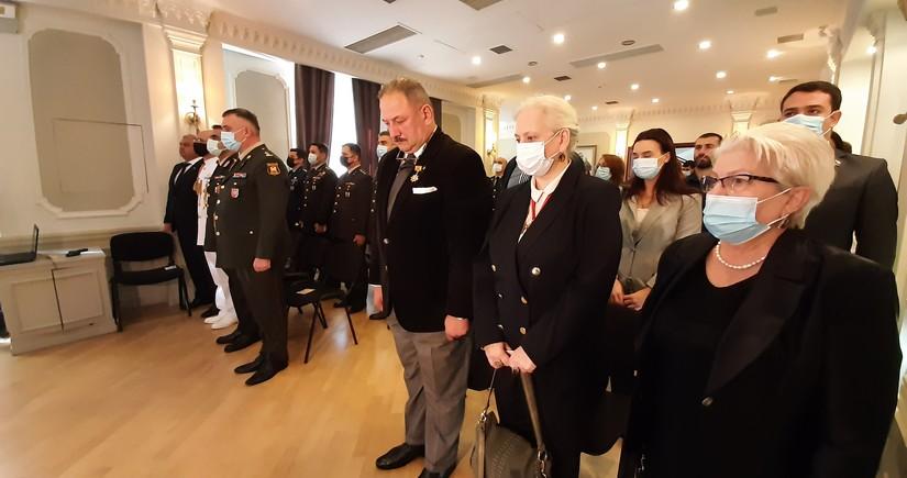 Martyrs of Azerbaijan Patriotic War commemorated in Georgia