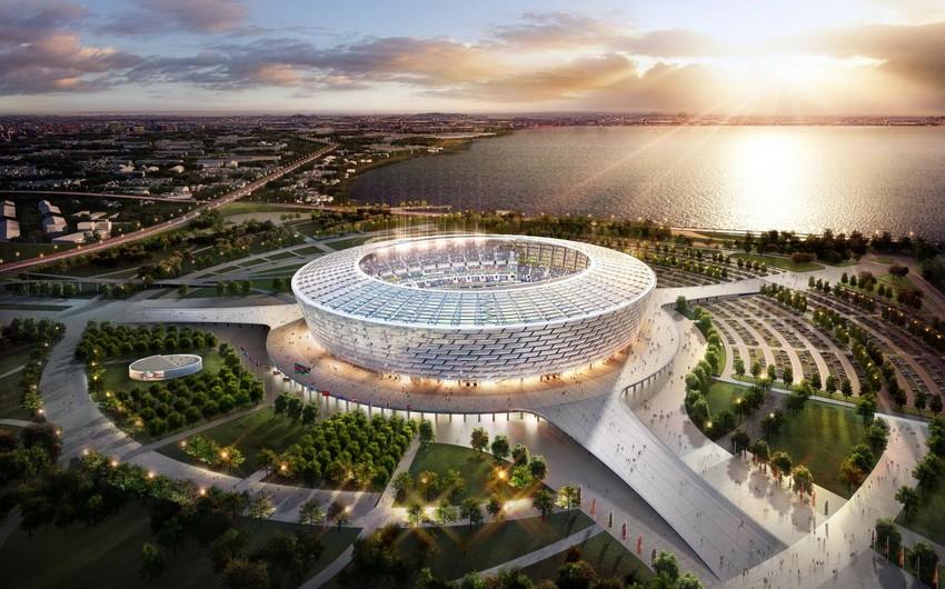 Futbol üzrə Avropa Çempionatı-2020-nin 4 oyunu Bakıda keçiriləcək