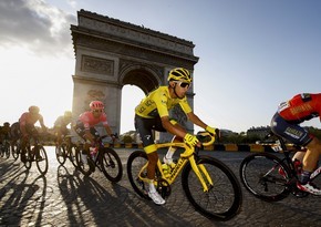 Изменена дата начала велогонки Тур де Франс